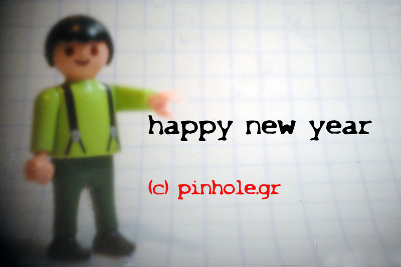 Happy new year (2020)