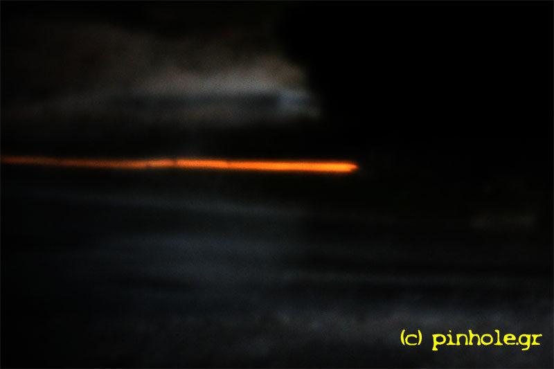 The orange line (085)