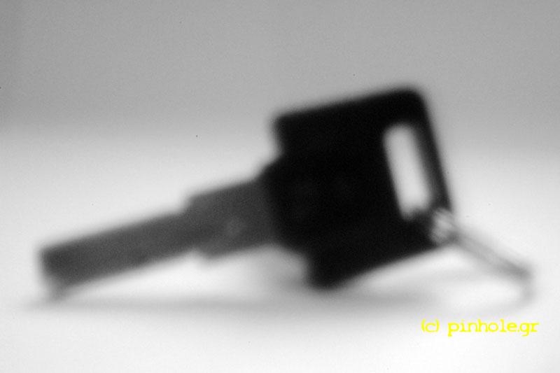 The door key (115)