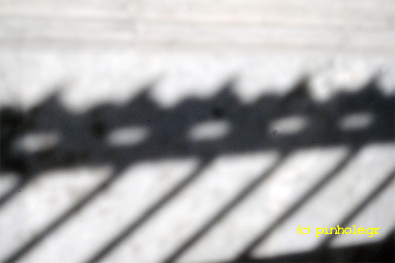 Shadows from railings II (125)