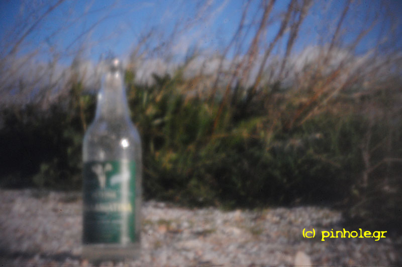 Empty bottle [165]