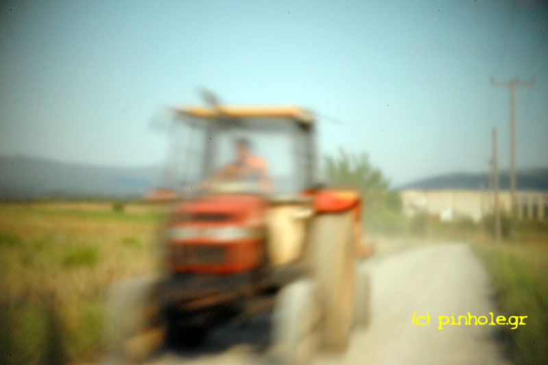 The Tractor (185)