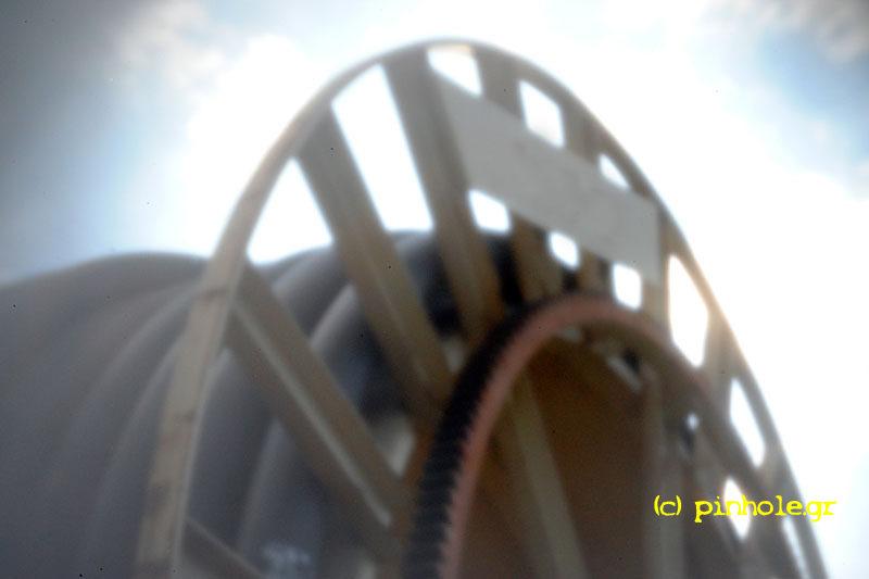 The watering machine (186)
