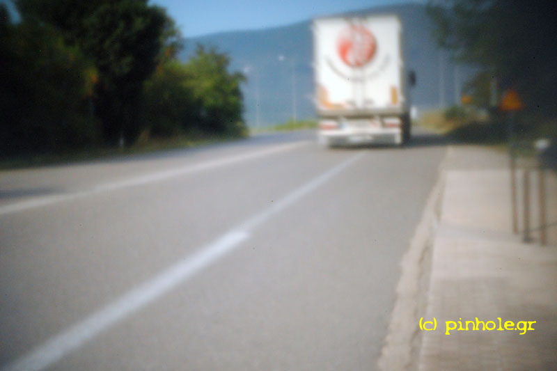 Truck on the road (190)