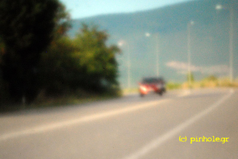 Car on the road (210)