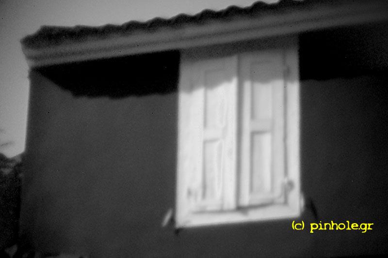 The white window (330)