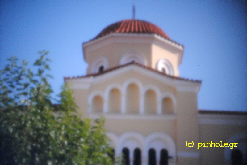 Panagia Grigorousa Dome (235)