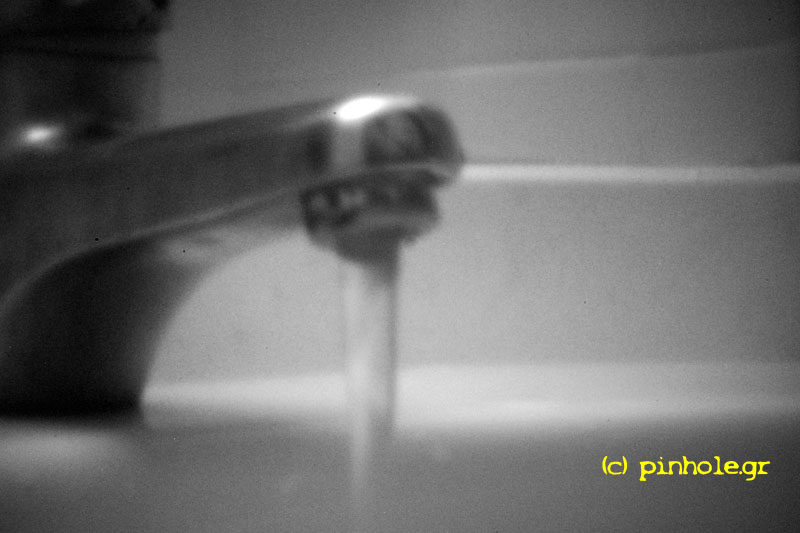 The faucet (246)