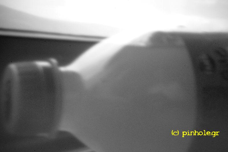 The bottle (262)