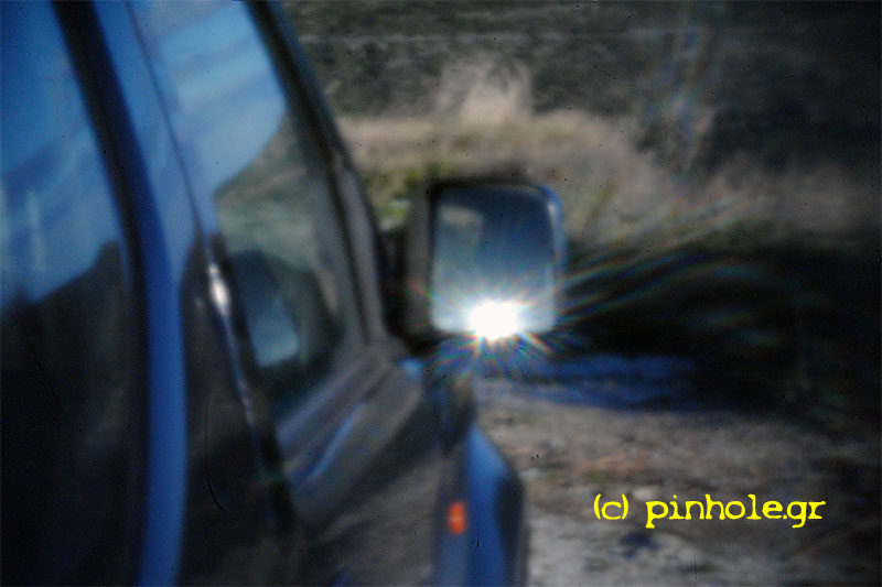 Black Car and reflections (272)