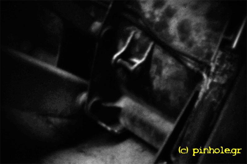 The broken machine (291)