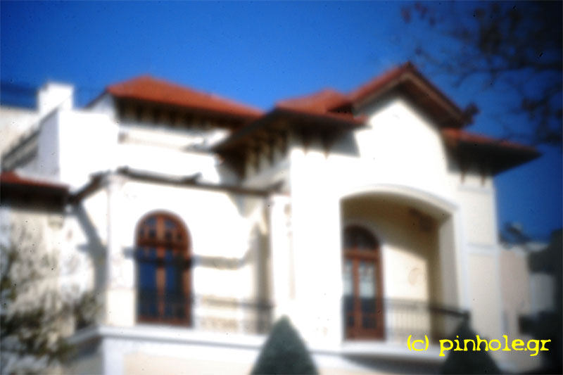 T he neoclassical house (303)