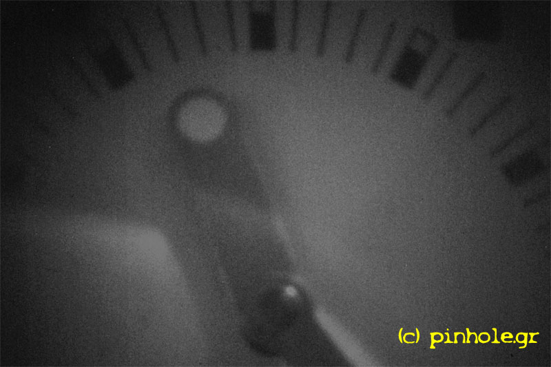 The clock (352)